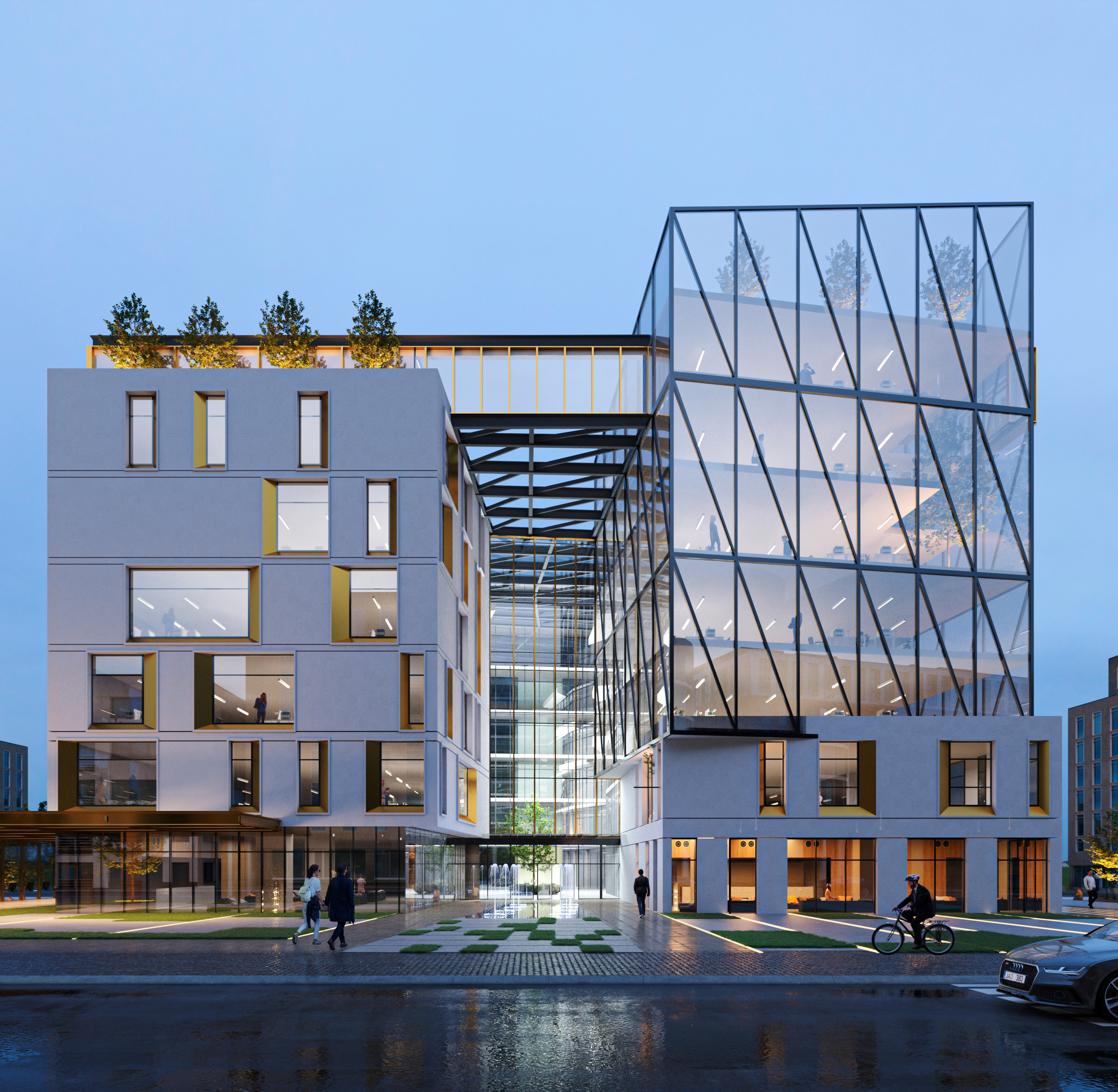 Administrative Building 2