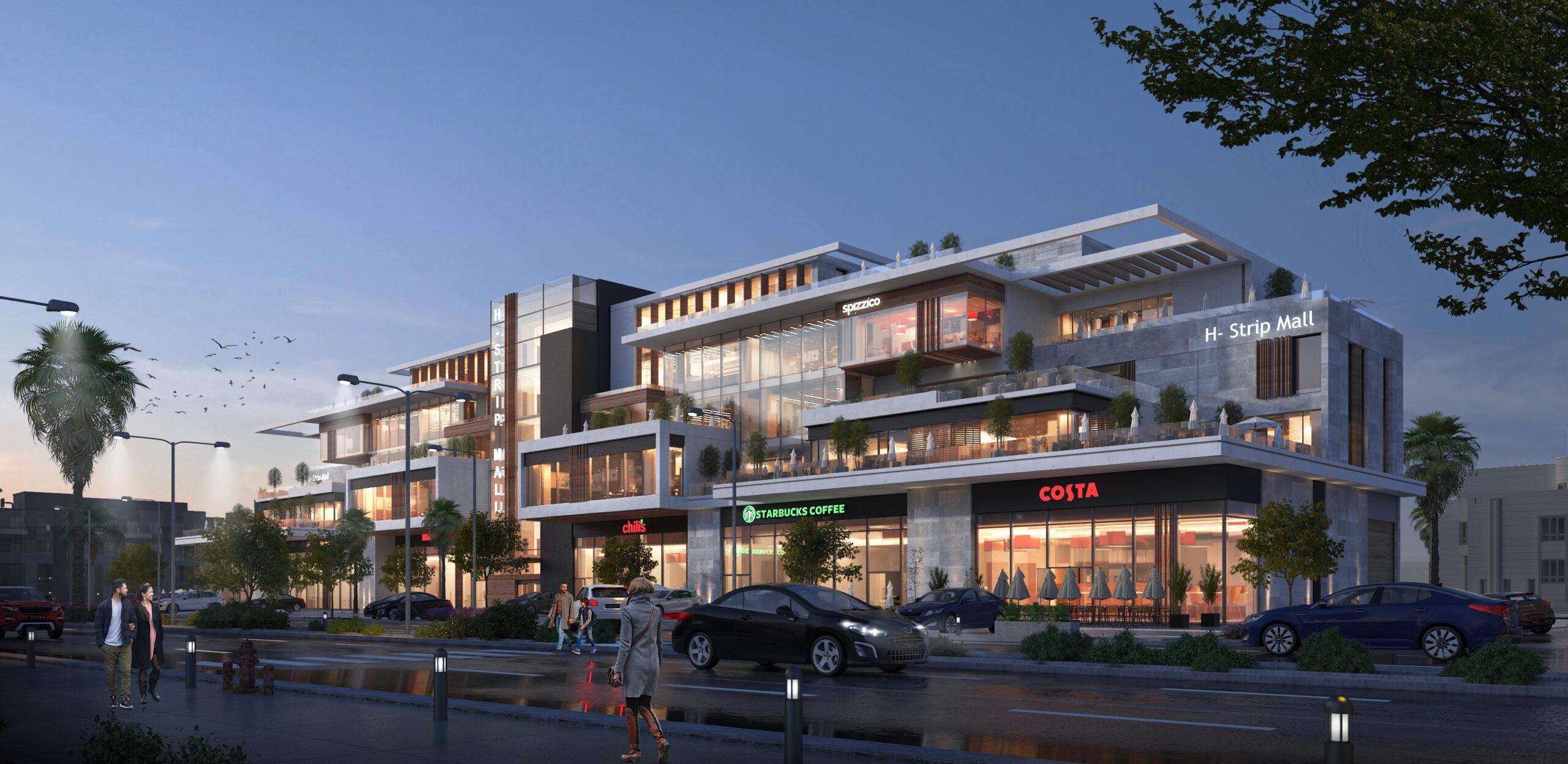 jiddah strip mall 2